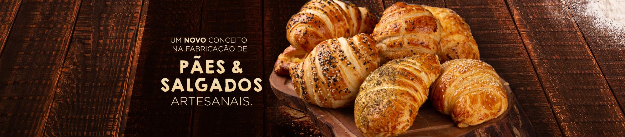 Um novo conceito em croissant!